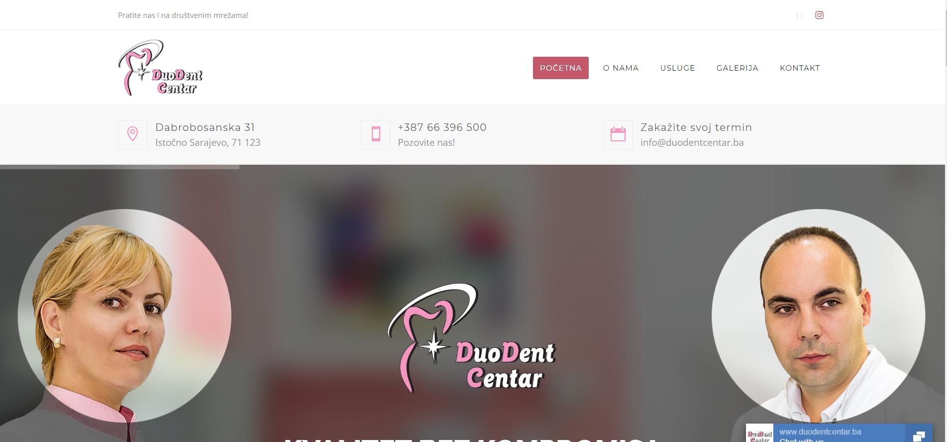 DuoDent Centar